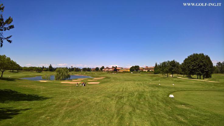 Golf Club Le Robinie Hole 18