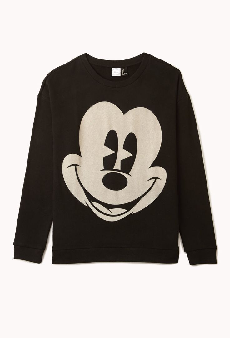 Cozy Mickey Mouse™ Pullover | FOREVER21 - 2000050255