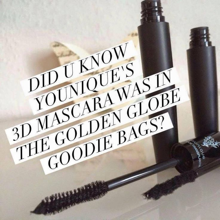 Yep, Younique mascara is that good!  Get amazing lashes with this naturally based mascara. We have a love it guarantee so you can buy worry free.  #youniquemascara  Double click on the image to buy yours today. https://www.youniqueproducts.com/lashestothemax/products/view/US-11101-02#.VbGY7PljpaY
