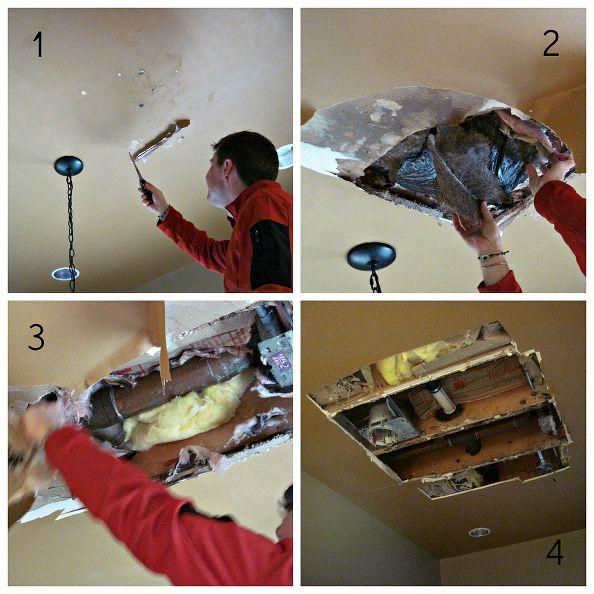 Best 25+ Diy Repair Ceilings Ideas On Pinterest