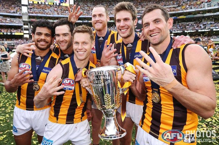Hawthorn legends!