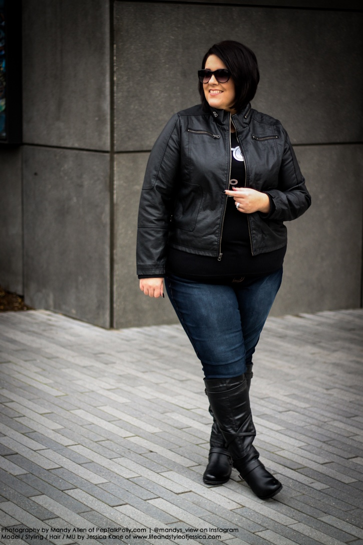 Life & Style of Jessica Kane { a body acceptance and plus size fashion blog }: Say What?