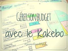 Gérer son argent grace au bullet journal et au kakebo.
