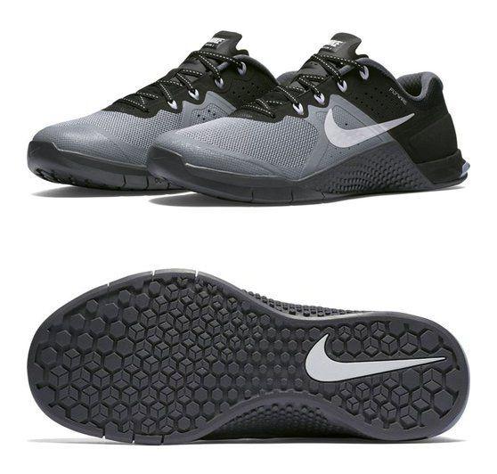 $103.99 - Nike Metcon 2 Sz 11 Womens Cross Training Shoes Grey New In Box #shoes #nike