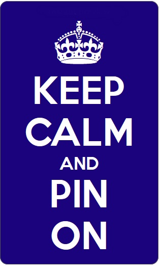 Everyone must keep calm please I'm just addicted to pinning :)