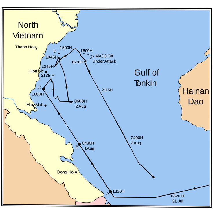 The BEGINNING, DEATH, ABUSE, INSANITY: Gulf of Tonkin Incident = THE REAL UNNCESSARY BEGI...