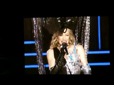 Kylie Minogue - Kiss Me Once Tour - Live in Paris (DVD) - YouTube