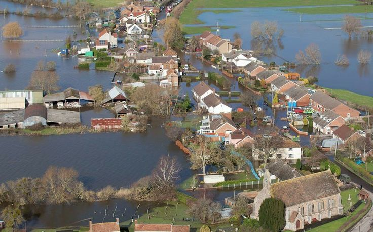 Flooding: Somerset Levels disaster is being driven by EU policy - Telegraph
