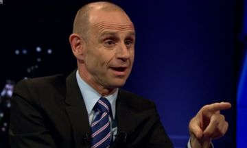 Evan Davis Clashes With Daniel Hannan MEP On Newsnight After EU Referendum Brexit Vote <><>  'That is completely at odds with what the public think they've just voted for.'