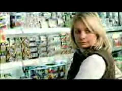 "Through the whole commercial I'm thinking ""what could the possibly be selling me?""  Too funny!"