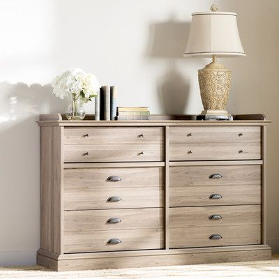 You'll love the Bowerbank Chester 6 Drawer Dresser at Wayfair - Great Deals on all Furniture  products with Free Shipping on most stuff, even the big stuff.