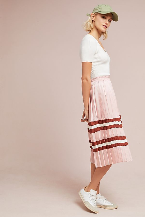 a4c1ff88bb Slide View: 2: Sporty Pleated Skirt   Stun S T Y L E   Skirts ...