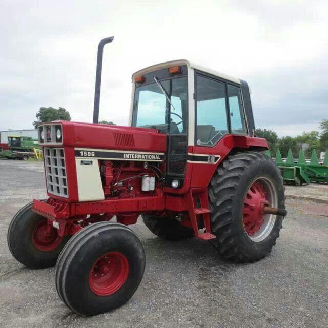 International Harvester 1586 Tractor : International tractors reliability bing images