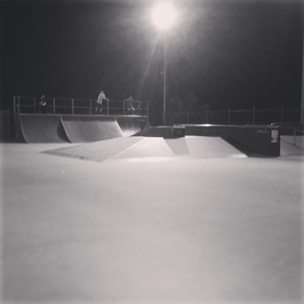 Found on #Starpin. #Poznan #Poland #coziefornia #skatepark #skate