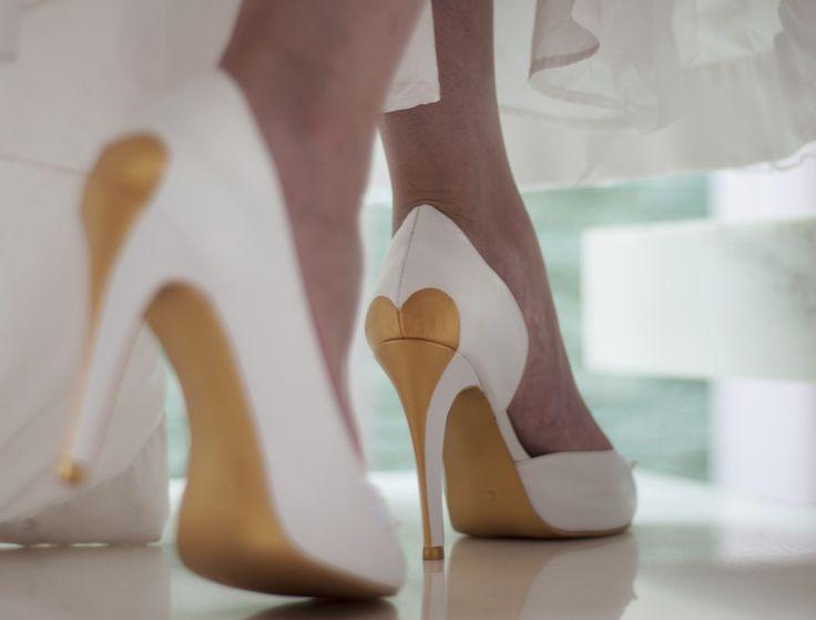 Blog OMG - I'm Engaged! - Wedding shoes. Sapatos personalizados para Noivas.