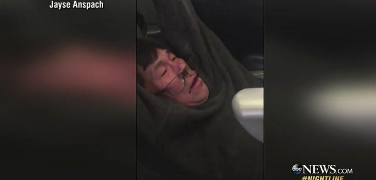 Scandalul United Airlines: pasager debarcat cu forța pentru că și-a luat bilet liber și democratic (Video)
