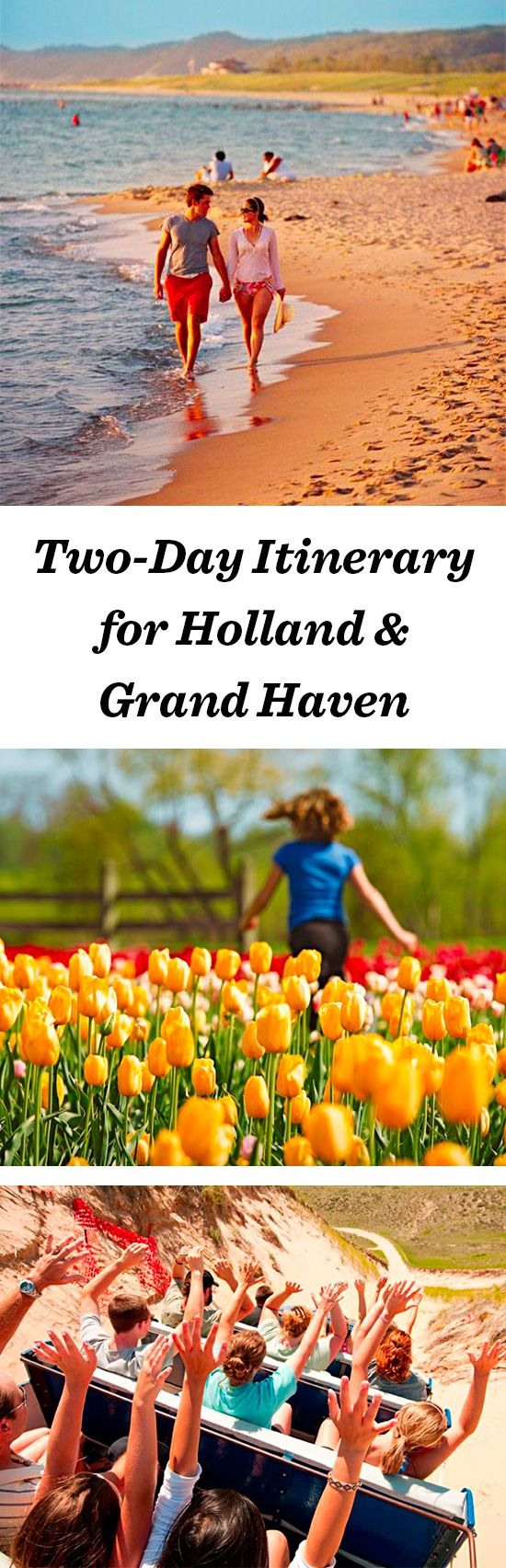 The Lake Michigan shore towns west of Grand Rapids—Holland, Grand Haven and Muskegon—offer a mix of Dutch heritage, impressive gardens and pretty boardwalks: http://www.midwestliving.com/travel/michigan/holland/two-day-itinerary-for-holland-grand-haven-and-muskegon/ #michigan #lakemichigan #vacation