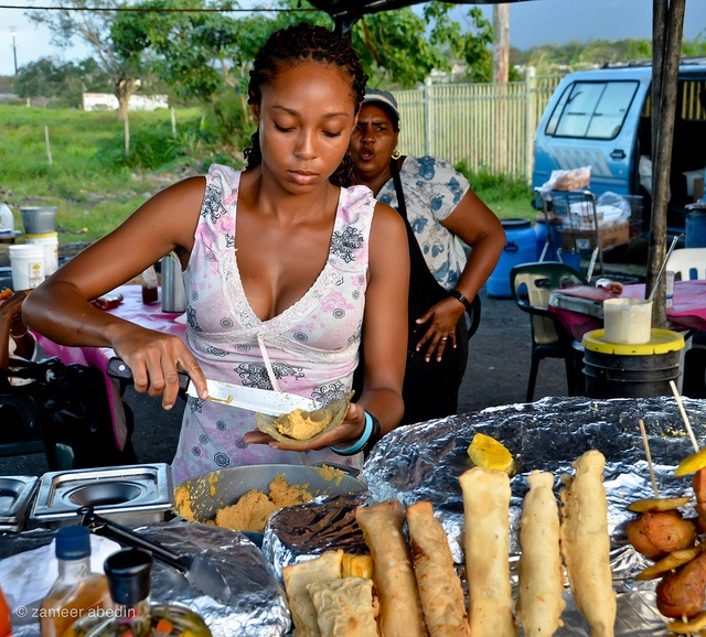 Puerto Rican Street Food