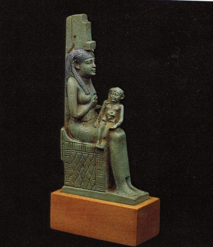 Dea Iside - 4000 ac Egitto