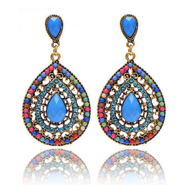 Bohemian style New Fashion  Earrings Unique Design Fashion Jewelry #Unspecified