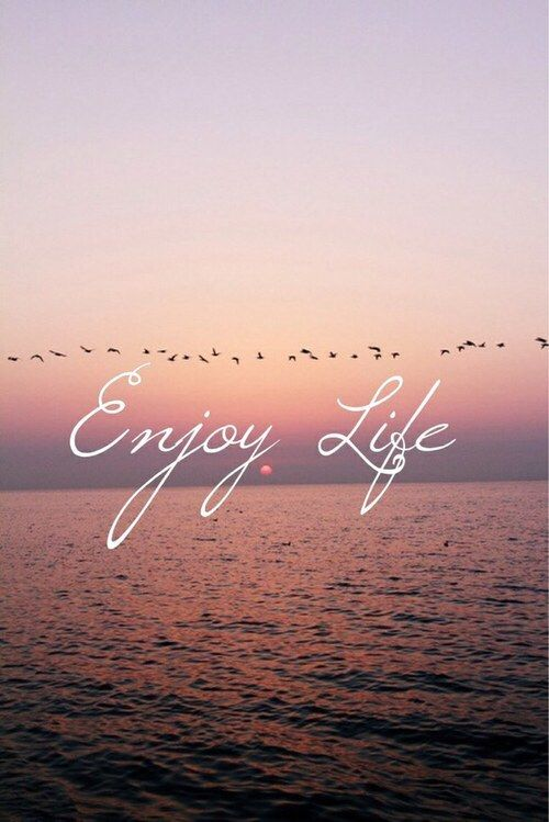 Iphone Sayings Wallpaper Via Tumblr We Heart It Quotes Quotes Pink Sky Nature