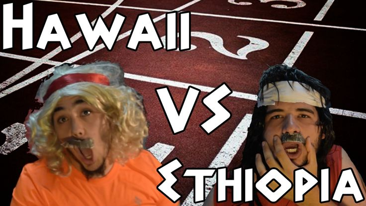 Track & Field || Hawaii VS Ethiopia