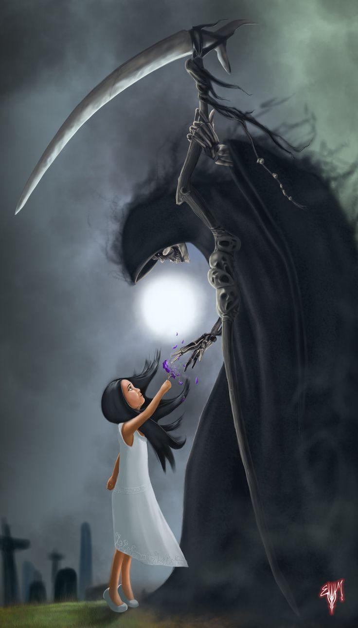 Gift of Death by Esau13.deviantart.com on @deviantART