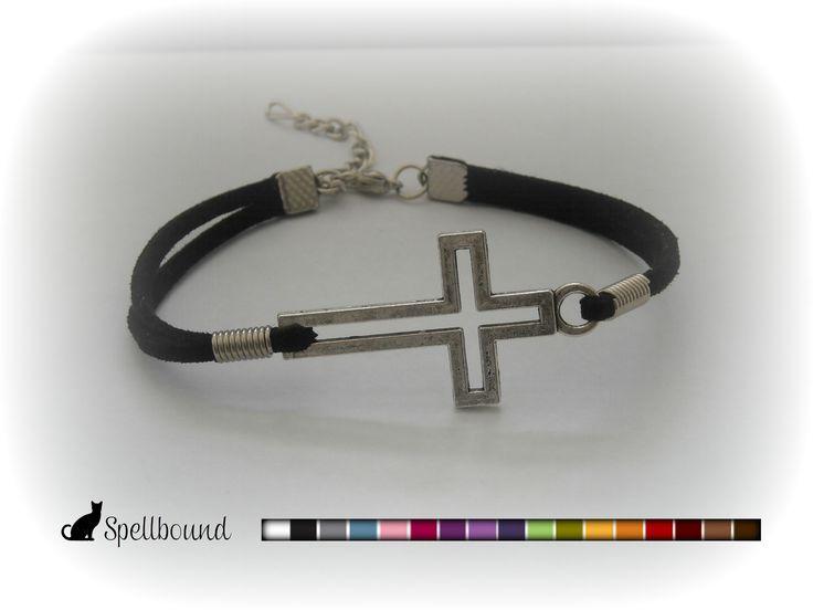 Cross Infinity Bracelet, Friendship Bracelet