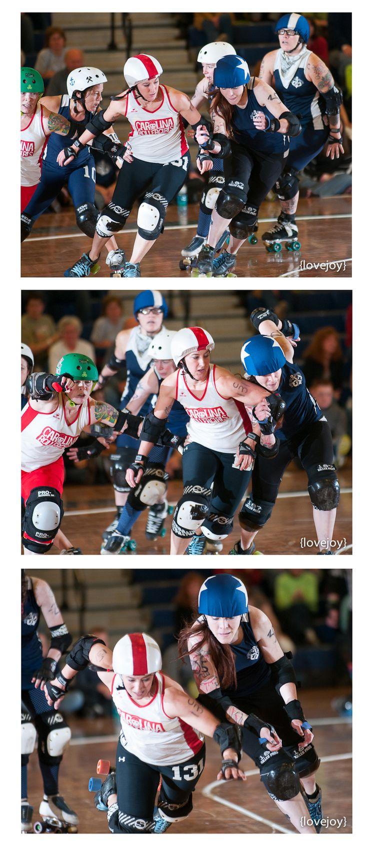 Roller skating derby - Shoulder To Shoulder Blocking Is Useless Roller Skatingroller Derbyshoulder