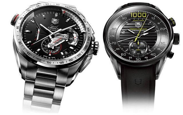 TAG Heuer anunta lansarea unui smartwatch pentru a concura cu Apple Watch