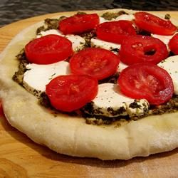 Basic Grilled Pizza Dough Recipes — Dishmaps