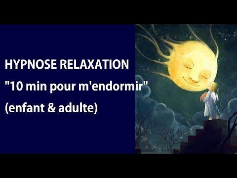 """Relaxation Hypnose """"10min pour s'endormir"""" (Pour enfant & adulte)"""