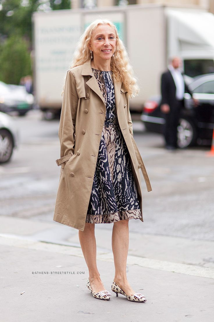 Franca Sozzani Paris Haute Couture Fashion Week Fall Winter 2014 2015 Street Style My Style