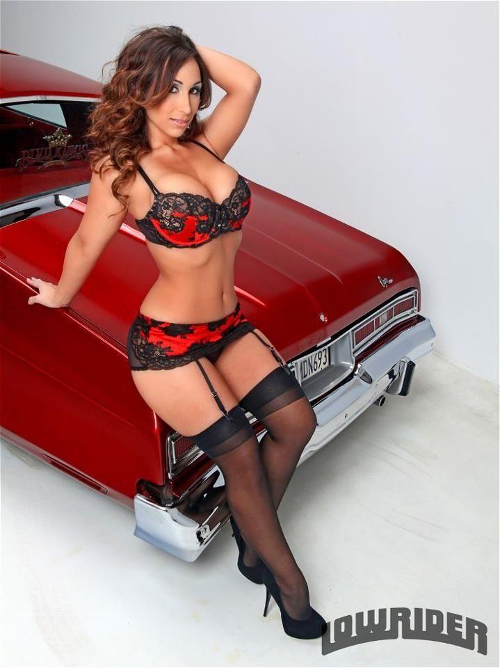Lowrider cars girls hot thanks
