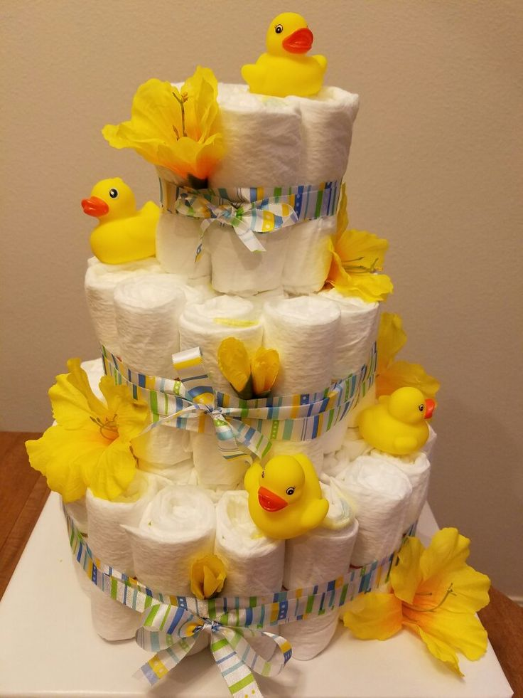 The Diaper Cake Tutorial Worked Great Here S My Version