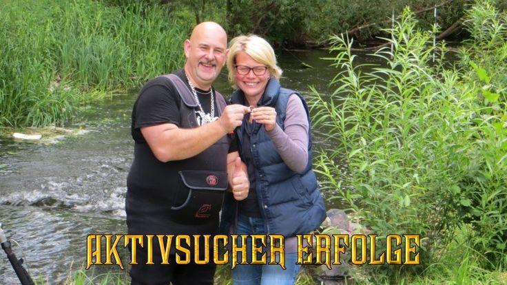 Beim kentern mit dem Kanu, den Weißgoldring verloren...Wir fanden Ihn wieder!!!! - Aktivsucher - Forum