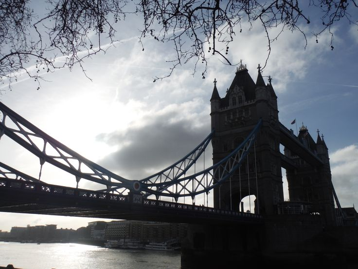 Tower Bridge Feb 8 2015 photo by Fiona Knight, my favourite place in London #LONDONCALLING