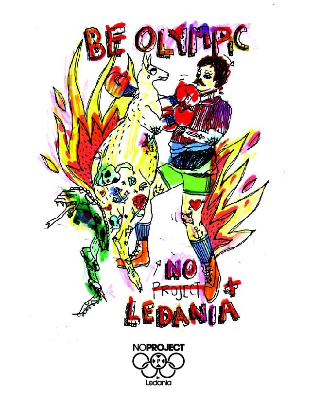 The Olympics Edition by NoProject. Actualmente en nuestras tiendas No Project y almacenes Pilatos. http://www.facebook.com/#!/NOPROJECT.CO