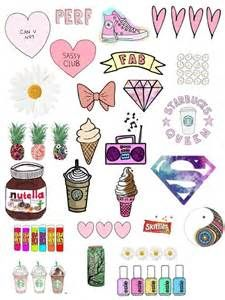 tumblr sticker drawing - Yahoo Image Search results