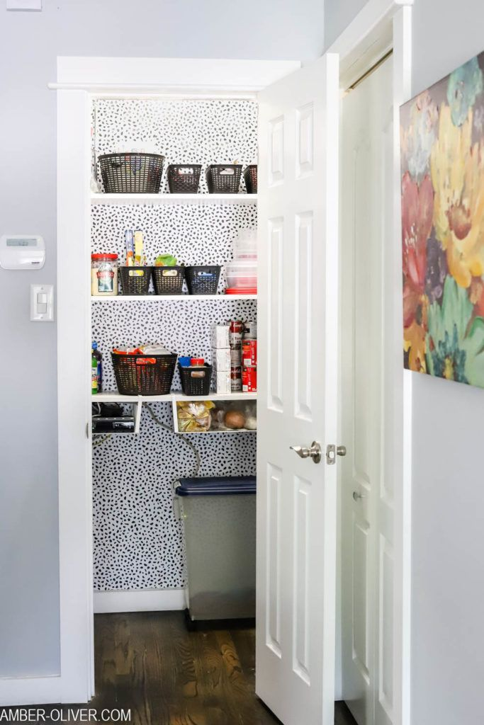 How To Apply Peel And Stick Wallpaper Peel And Stick Wallpaper Pantry Wallpaper Stick On Wallpaper