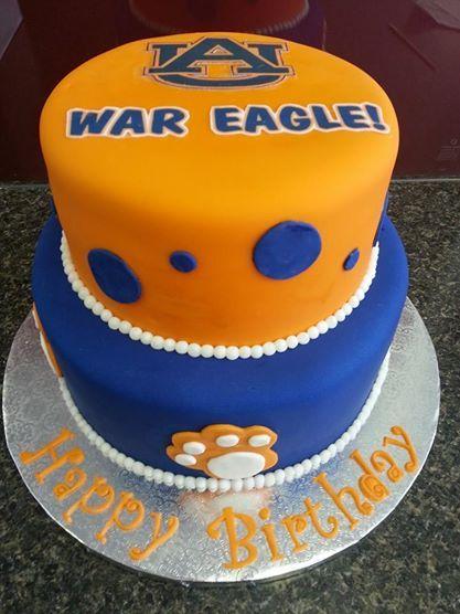 Florida State University Birthday Cakes