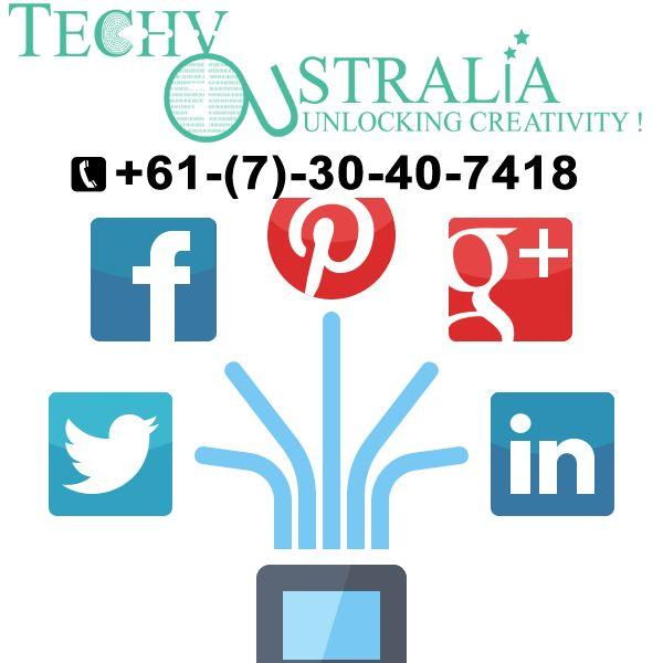 Website development company Techy Australia +61-(7)-30-40-7418
