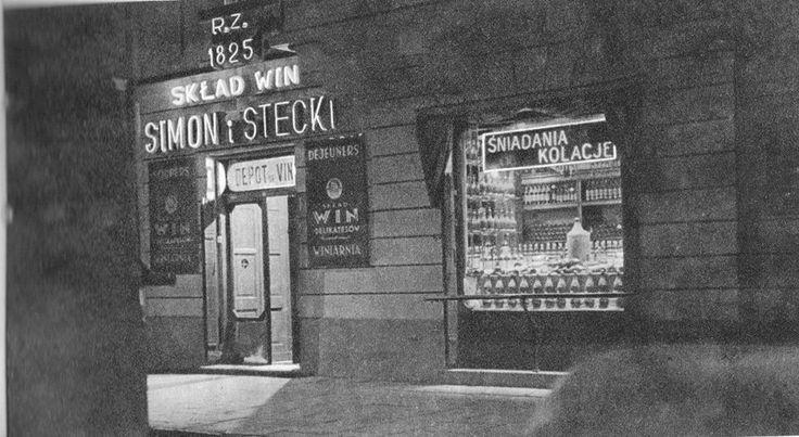 Krakowskie Przedmieście 38 - siedziba restauracji Simon i Stecki https://web.facebook.com/ArktourWHU/photos/a.1766986980184622.1073742193.1610655239151131/1766987230184597/?type=3&theater