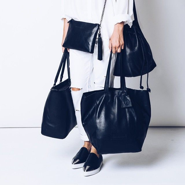 SABEN bags - available at Redcurrent & featuring at NZ fashion week <3