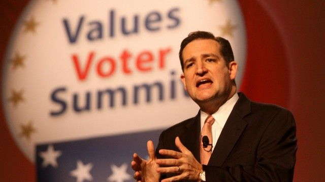 Thomas Sowell's blunder: Ted Cruz and the politics of principle
