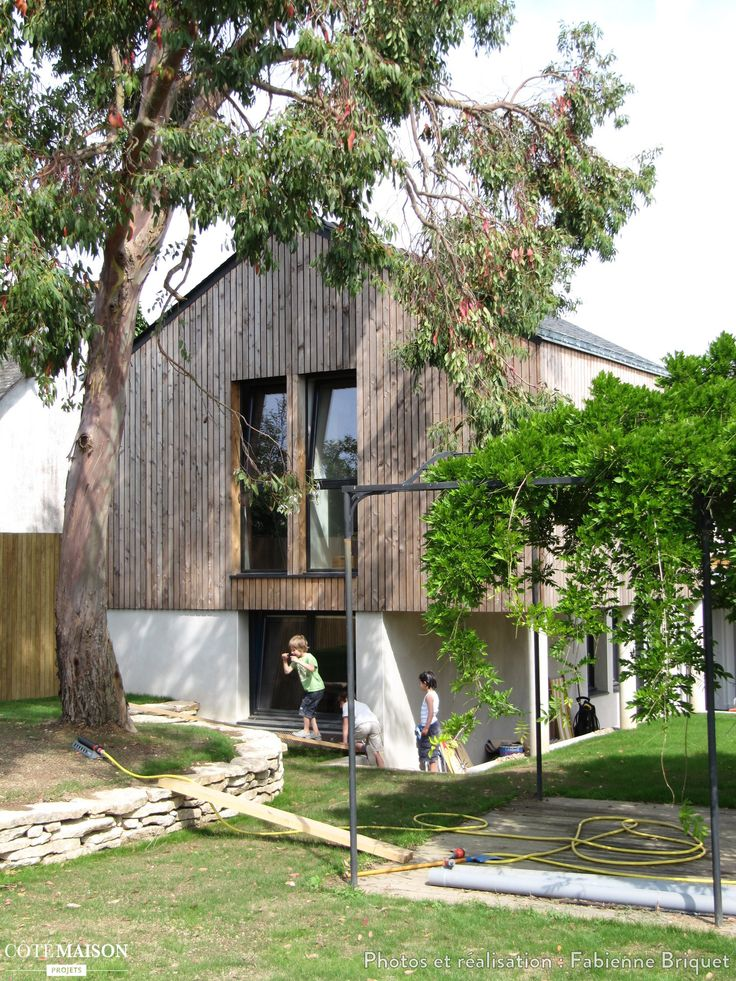 16 best Bardage zinc images on Pinterest Facades, Home ideas and