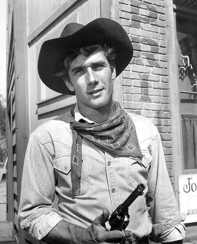 Robert Fuller Laramie (1959)