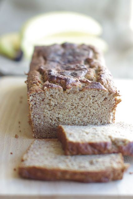 uten gluten: bananbrød paleostyle