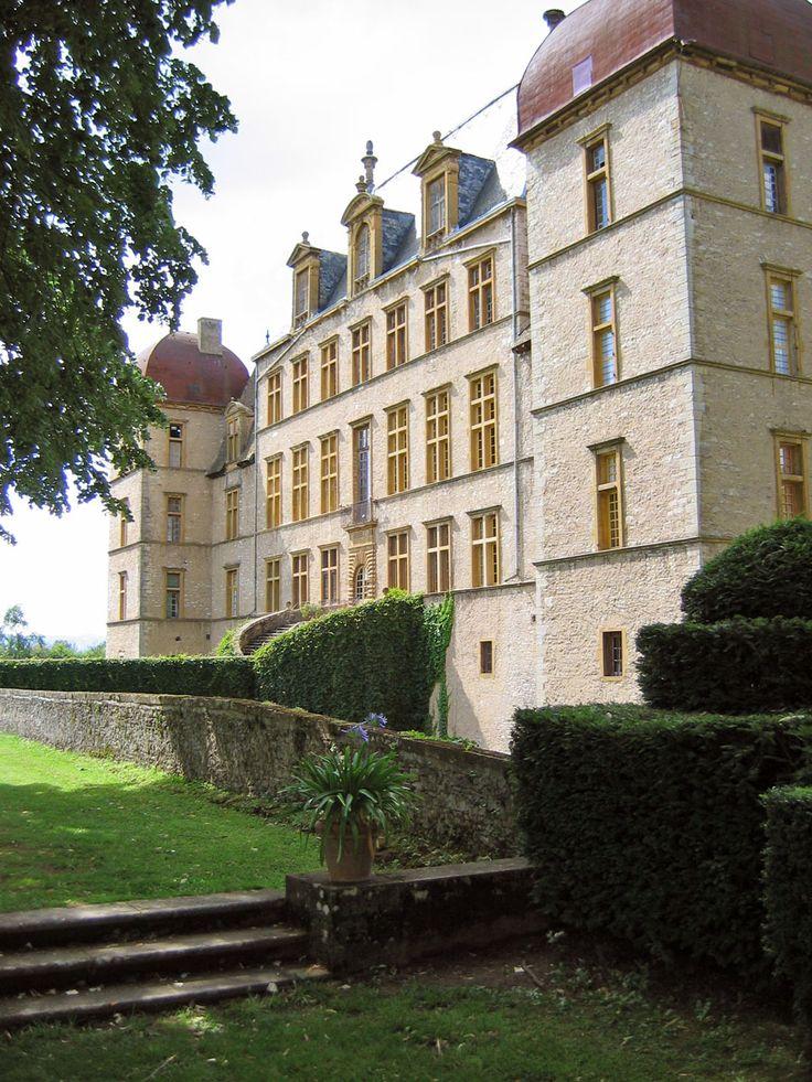 Château de Fléchères » L'architecture