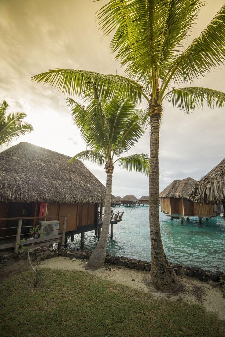 Tahiti - Bora Bora Sofitel Overwater -